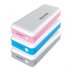 Huge capacity 20000mah li-ion power bank