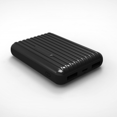 Mini suitcase design power bank 10000mAh